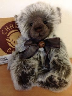 Buddy by Charlie Bears - Charlie Bears UK- Sold Out