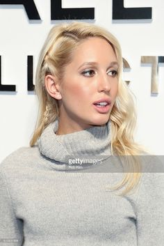Princess Maria-Olympia of Greece attends the Michael Kors show during Fall 2016 New York Fashion Week: The Shows at Spring Studios on February 17, 2016 in New York City.