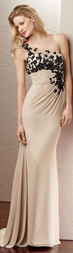 Alyce Paris couture 2013 ~ love the dress