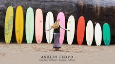 GYPSY FILES: IN THE SHAPING BAY | SURFLINE.COM #ashleylloyd