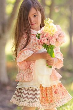 """ALALOSHA: VOGUE ENFANTS: Kids photography: Persnickety """"Apple Blossom"""" collection SS'14"""