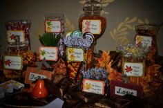 Terrific 25 Best Orange Candy Buffet Ideas Images In 2018 Buffet Home Interior And Landscaping Ologienasavecom