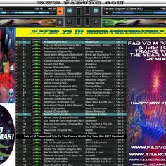 Fab vd M Presents A Trip To The Trance World The Year Mix 2017 Remixed Mixed in key By : Fab vd M (Dj,Producer,Remixer) You can like Fab vd M at face book here : www.facebook.com/fabvdm1979  Look below to other websites from us, and follow us on the other websites : www.fabvdm.com www.tranceworldradio.com www.clubdanceradio.com  Follow us at Twitter : https://twitter.com/fab_vd_m  Follow us at Soundcloud: https://soundcloud.com/fab-vd-m  Youtube : www.youtube.com/user/mayhemfm