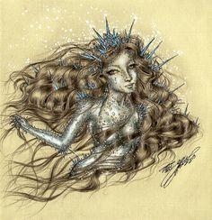 ♥ La Reine d'hiver ♥
