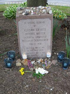 Kent State Massacre Memorial