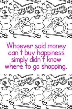 I <3 Shopping!