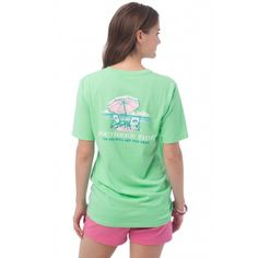 Womens The Sea Will Set You Free T-shirt | Southern Tide
