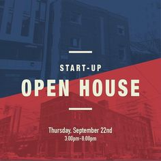 Startup Open House is back Sept. 22nd and @projectspaces is going all out! Stop by their King West and Camden Street locations to meet founders over free beer on them. Link in their bio   #toronto #soh2016 #startupopenhouse #soh #canada #tech #startup #startups #startuplife #startuphereto #entrepreneur #entrepreneurship #workspace #cdntech #dev #business #smallbusiness #SMB #fundraising #kingwest #queenwest #downtown #openhouse #meetup #event #founder #networking #hustle #coworking #space
