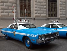 1973 Plymouth Fury NY City police car More at http://www.classiccarstodayonline.com