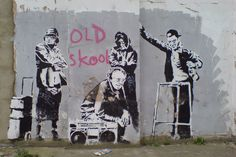 5 Iconic Banksy Murals And Where To See Them | 5Why