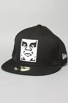 $28 Obey New Era Fitted Hat - The Icon - on Karmaloop + 20% OFF with repcode SMARTCANUCKS at the checkout - Karmaloop.com