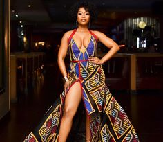 Nomzamo was seen rocking a dress over jeans, is this the new trend? Dress Over Jeans, African Actresses, African Wedding Dress, African Weddings, Wedding Dresses, African Models, African Traditional Dresses, African Fashion, African Outfits