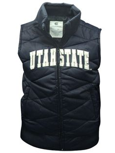 Aggie Nordic Vest Utah State University, Motorcycle Jacket, Vest, Jackets, Outfits, Women, Products, Fashion, Down Jackets