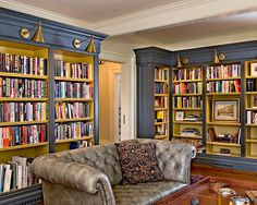 Spaces Library Design, Pictures, Remodel, Decor and Ideas - page 18