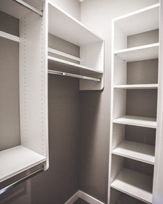 It is easier to be organized when you #BuildDifferent  #YQR #realestate #CustomBuild #MLS #home #customhomes #dreamhome #architecture #design #quality #dreamhomes #interior #IMYQR #original #style #construction #house #builder #homebuilder #newhome #closets #shelves #hangars #relax