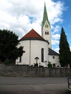 Weiler-Simmerberg - Weiler im Allgäu (Lindau, Bodensee) BY DE Notre Dame, Building, Travel, Viajes, Buildings, Destinations, Traveling, Trips, Construction