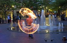 Boise Daily Photo: Flame Thrower