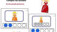 La très grande princesse – Recomposer les personnages en fonction d'un modèle | MC en maternelle Grand Prince, Plastic Cutting Board, Cards, Galette, Support, Princesses, Dragons, Albums, Articles