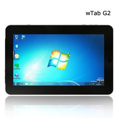the 1st Windows 8 Tablet from China:  http://www.ankaka.com/wtab-g2-windows-8-os-tablet-pc-101-multitouch-capacitive-screen-32gb-ssd-flash-166ghz-cpu-2gb-ddr3-memory-bluetooth-camera_p48588.html