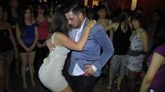 Bachata (Dance)  Comadreja Salsa Congress 2013 ~ Social ~ Daniel Sánchez & Ladies - I