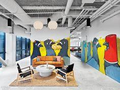 Rapt Studio's Young Talents Design Skate-Centric SoCal HQ for Vans
