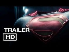 Man of Steel Official Trailer (2013) - Superman Movie. OMG I am DYING to see this movie!!!