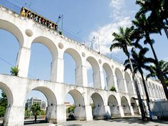 Arcos da Lapa, Rio de Janeiro. #Travel #Rio #Brasil #Lapa