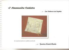 Photo: Ammonite, Lace Making, Bobbin Lace, Sage, Albums, Craft, Picasa, Journals, Libros