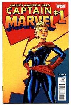 Captain Marvel - Key Issues - COMICS
