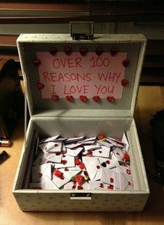 100 cartas