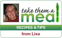 recipes & tips from Lisa . . .