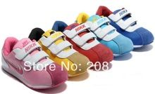 Free shipping 2013 autumn 204 children sneakers kids sport shoes boys and girls shoes Sneakers, new shoes 5 color 20-36 size(China (Mainland))