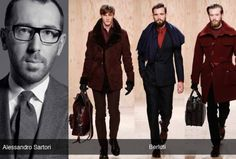 Berluti Chic and elegant thanks to Sartori