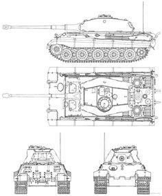 pzkpfw VI ausf. b könig tiger