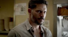 Let's talk about how I love angry Alcide! *growls*