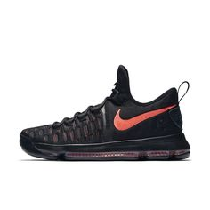 Nike Zoom KD 9 Premium Men's Basketball Shoe Size 10.5 (Black) - Clearance  Sale