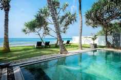 in Galle, Sri Lanka. Salt Beach House is a stylish beach house located on beautiful Dalawella Beach, next to Unawatuna Beach. It is just 10mins from the UNESCO World Heritage Galle Fort.  Salt Beach House is a 2-bedroom, 2 ensuite house located on Dalawella beach. Ope...