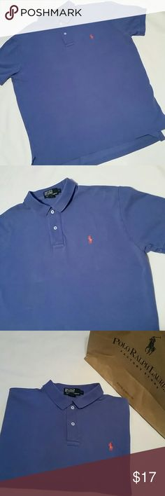 RL Polo In excellent used condition. No damage, no rips, no stains. Classic fit.  Visit closet for more great deals Polo by Ralph Lauren Shirts Polos