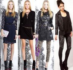 Модная одежда для подростков осень-зима 2013-2014