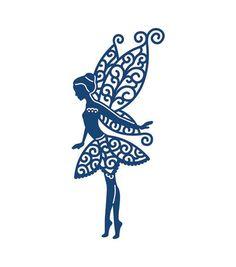 Tattered Lace Metal Die-Fairy:
