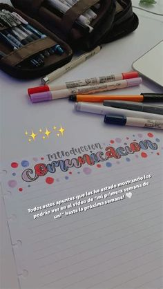 Bullet Journal School, Bullet Journal Banner, Bullet Journal Notes, Bullet Journal Lettering Ideas, Bullet Journal Writing, Bullet Journal Ideas Pages, Pretty Notes, Cute Notes, Good Notes