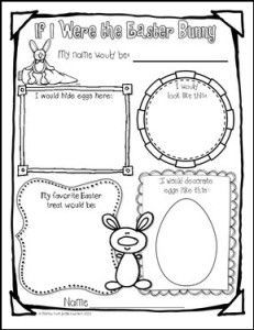 """FREE LANGUAGE ARTS LESSON – """"If I Were the Easter Bunny {Freebie}"""" - Go to The Best of Teacher Entrepreneurs for this and hundreds of free lessons. Pre-Kindergarten - 3rd Grade  #FreeLesson  #LanguageArts  #Easter  http://thebestofteacherentrepreneursmarketingcooperative.net/free-language-arts-lesson-if-i-were-the-easter-bunny-freebie/"""