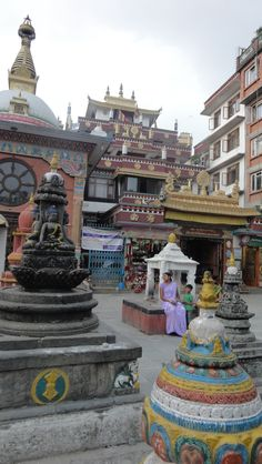 Katmandú, Nepal - India-https://tripken.com/