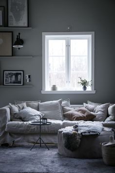 Home Interior Design, Interior Decorating, Comfortable Couch, Hippy Room, Living Spaces, Living Room, Sofa, Home And Living, Room Decor