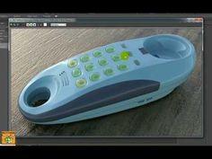 3ds Max Advanced Modeling Open Subdivision Promo