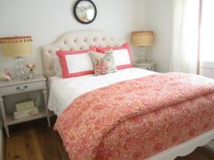girl's bedroom  via classic • casual • home