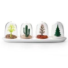 Four Seasons Shaker Set