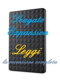 La recensione del Seagate Expansion: hard disk esterno dalle performance elevate e tantissimo spazio di archiviazione, ottimo su console per videogiochi. http://harddiskesternohd.com/seagate-expansion-recensione/