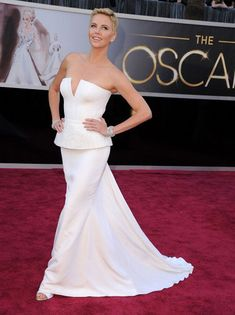 The 15 Best Bodies at the Oscars: Charlize Theron