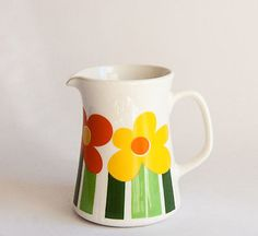 Retro Figgjo Annemarie - Milk Jug - Medium size